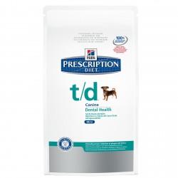 Hill's Prescription Diet™ t/d™ Canine Mini, 1kg