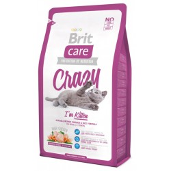 Brit Care Cat Crazy kitten sausas maistas kačiukams