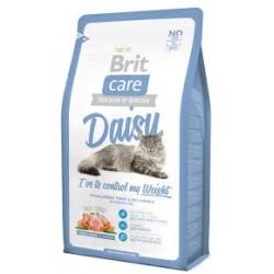 Brit Care Cat Daisy Weight sausas maistas katėms/400g s