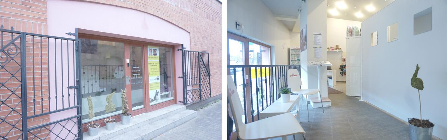 Veterinarijos klinika Kaune centre