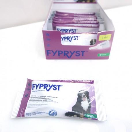 FYPRYST 402 mg užlašinamasis tirpalas šunims,sveriantiems 40-60kg