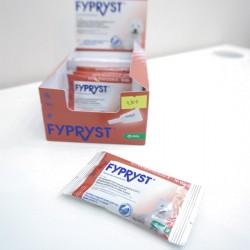 FYPRYST 67 mg užlašinamasis tirpalas šunims, sveriantiems 2-10kg