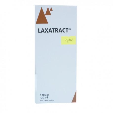 LAXATRACT 120 ml sirupas šunims ir katėms nuo vidurių užkietėjimo