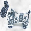 Minkštas, šiltas kombinezonas šuniukams