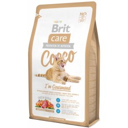 Brit Care Cat Cocco Gourmand s.m. katėms/400g