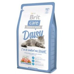 Brit Care Cat Daisy Weight sausas maistas katėms/400g s