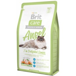 Brit Care Cat Angel Senior sausas maistas katėms/400g
