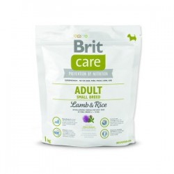 BRIT CARE Adult Small Breed Lamb & Rice/1kg